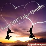 new year 2017 love quotes