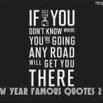 New Year Famous Quotes 2017