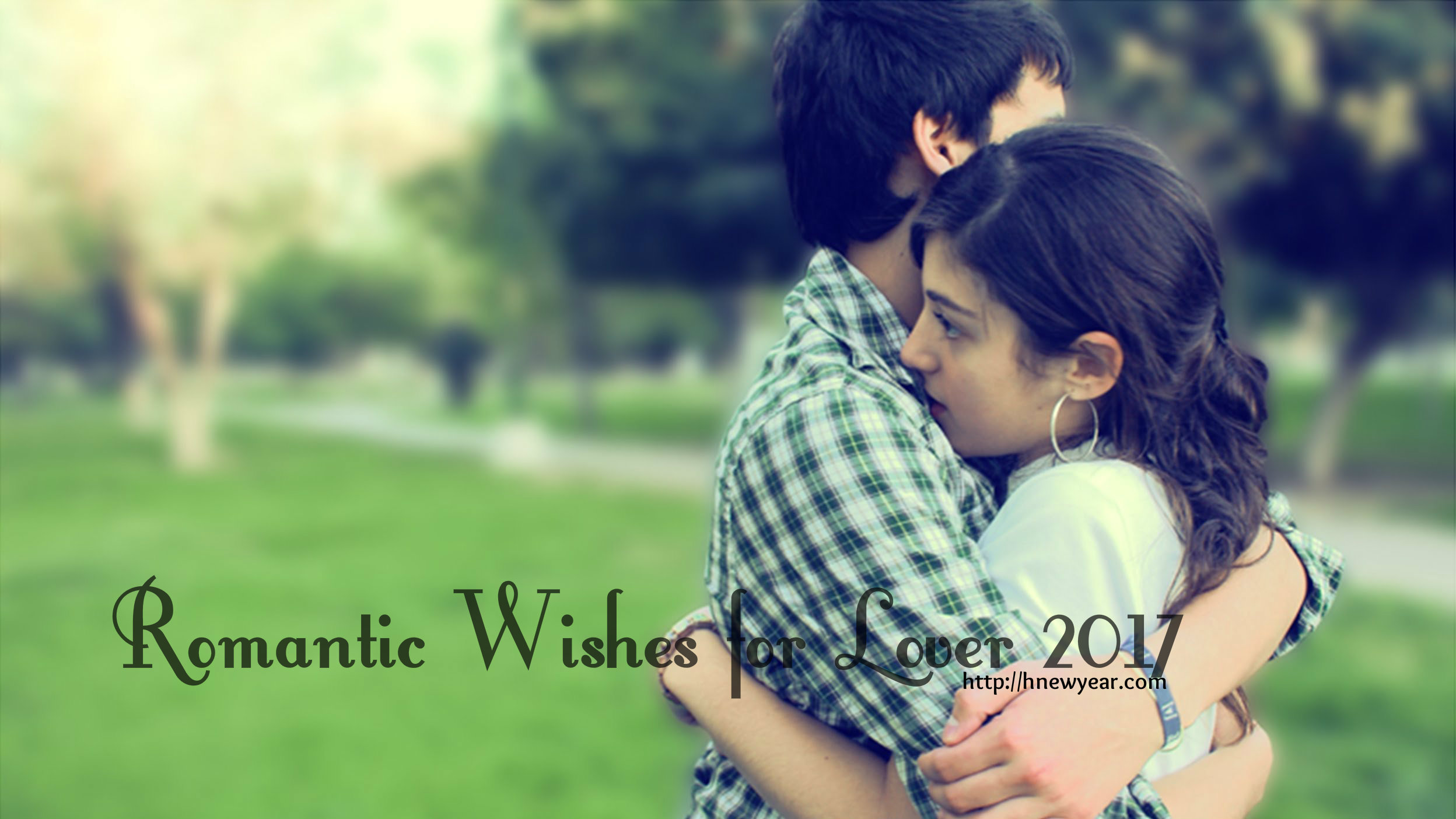 romantic new year wishes for lover 2017