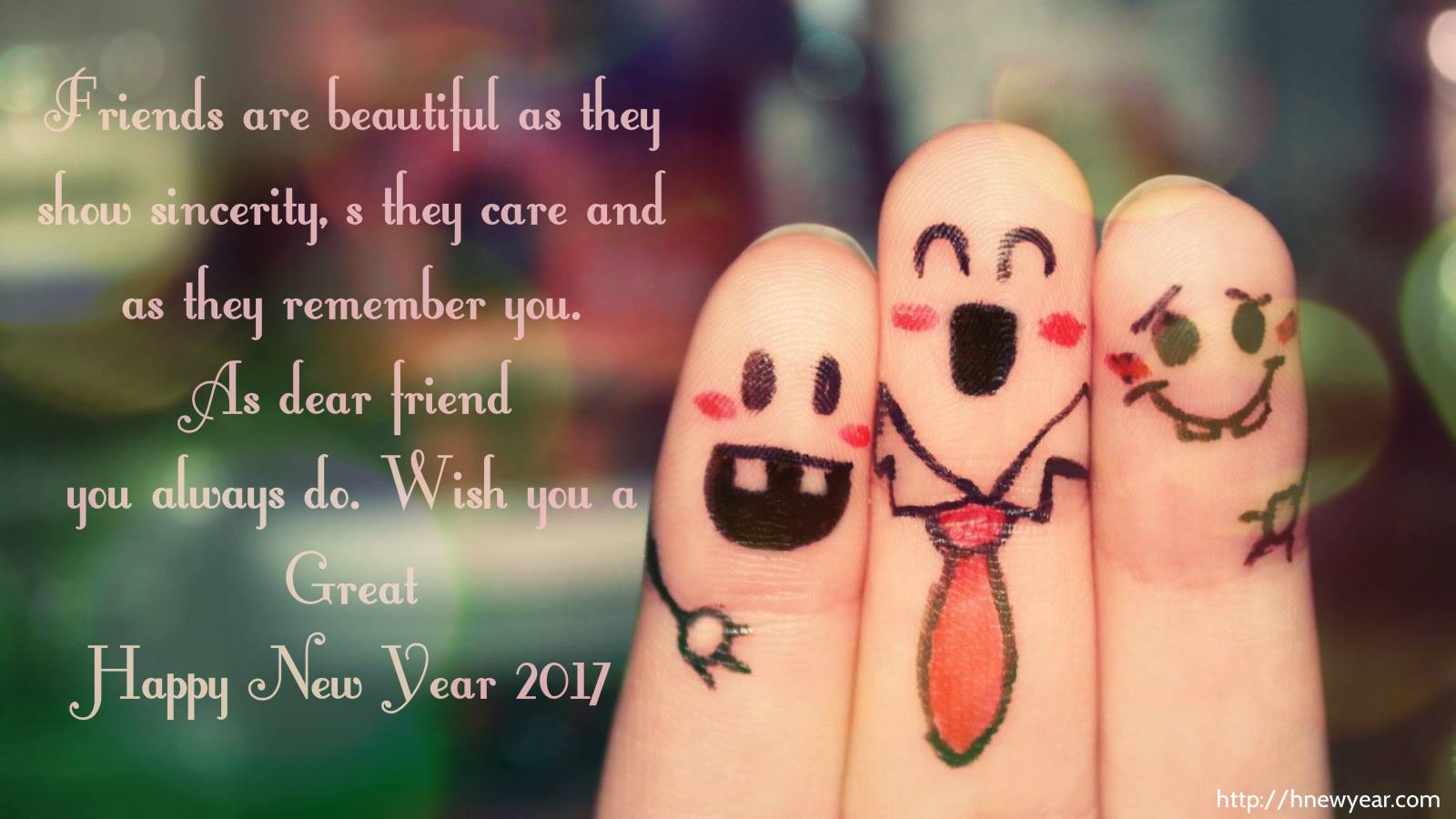 new year wishes for friendship 2017 quotes