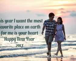 Best New Year Wishes for Wife 2017 18