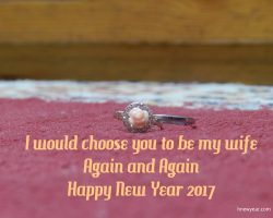 Best New Year Wishes for Wife 2017 23