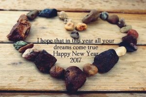 New Year Wishes 2017 for Someone Special