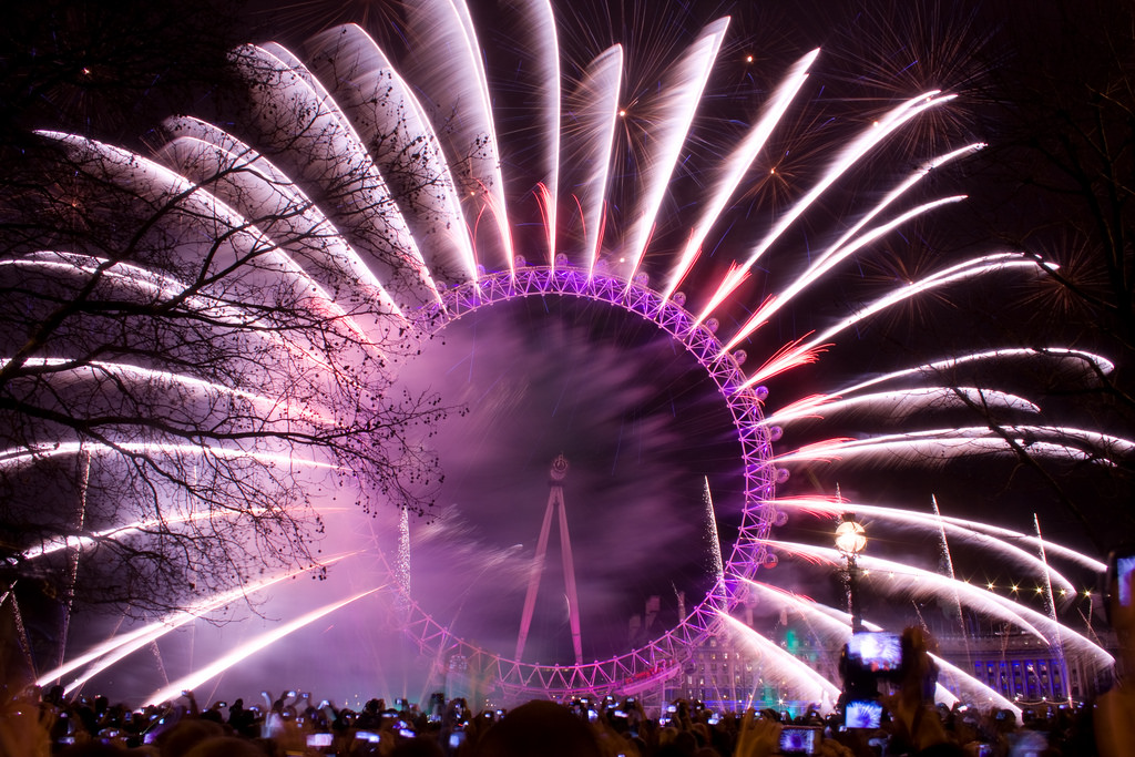 London New Years Eve Ideas