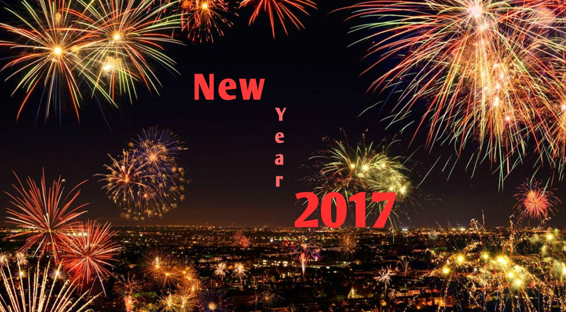 New Year 2017 Hd Wallpaper: Happy New Year 2019 HD Wallpapers, Images, Pictures