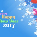 New Year Greetings Cards 2017