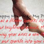 New Year Wishes for Daughter 2017