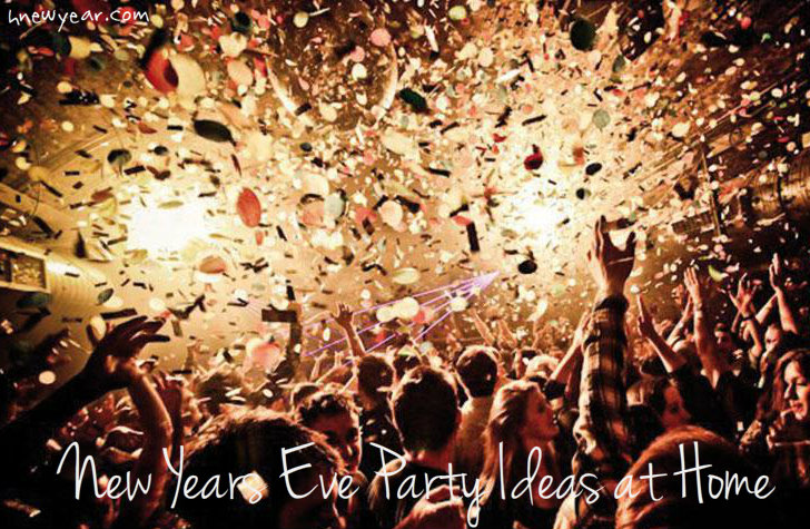 Happy New Years Eve Party Ideas at Home in India 2020
