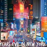New Years Eve in New York 2017
