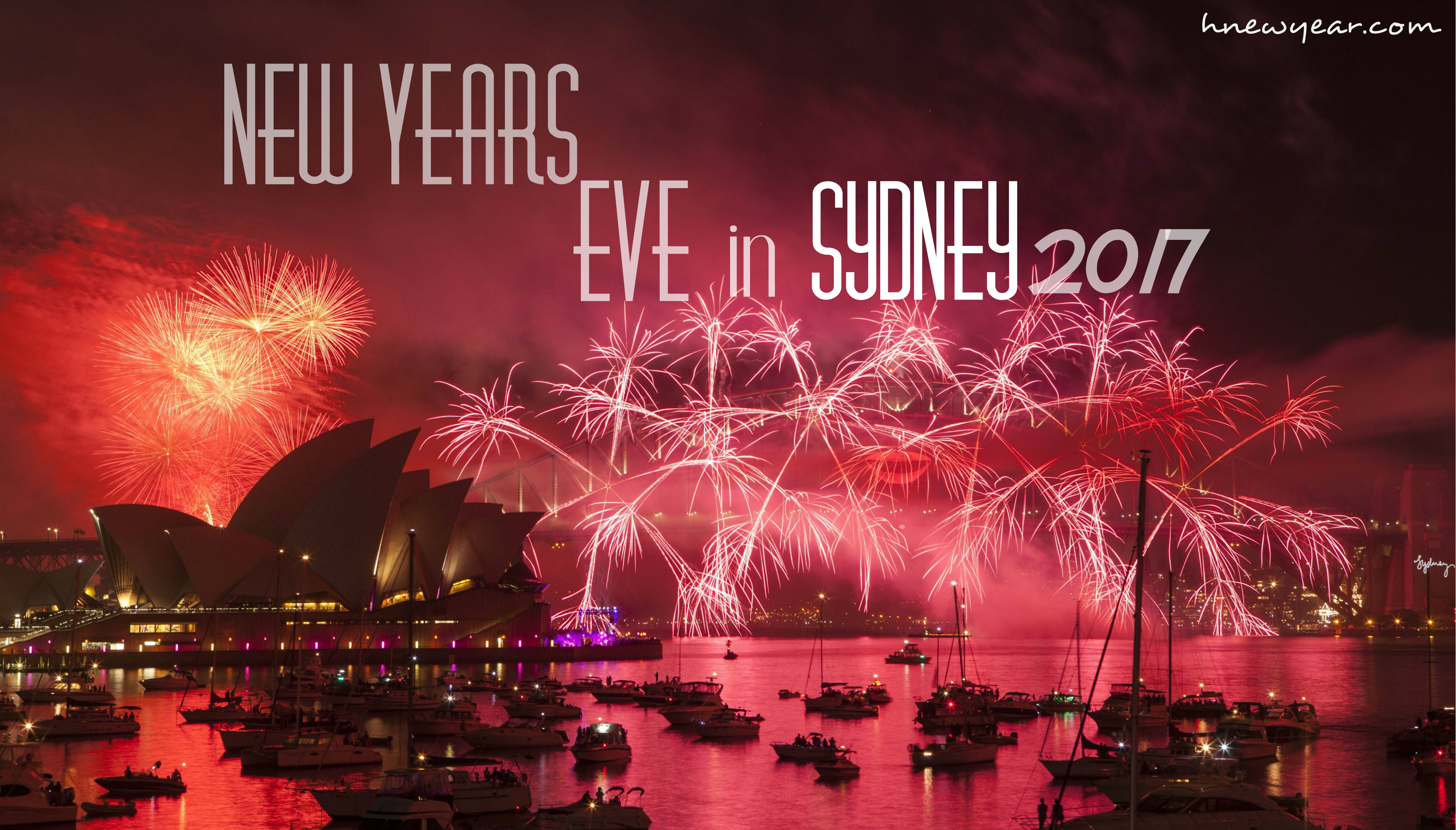New Years Eve in Sydney 2019 Parties, Festival