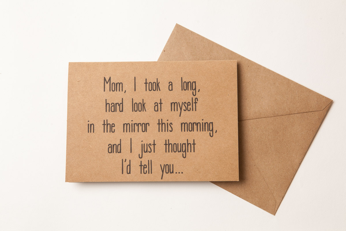 Cards for MOM