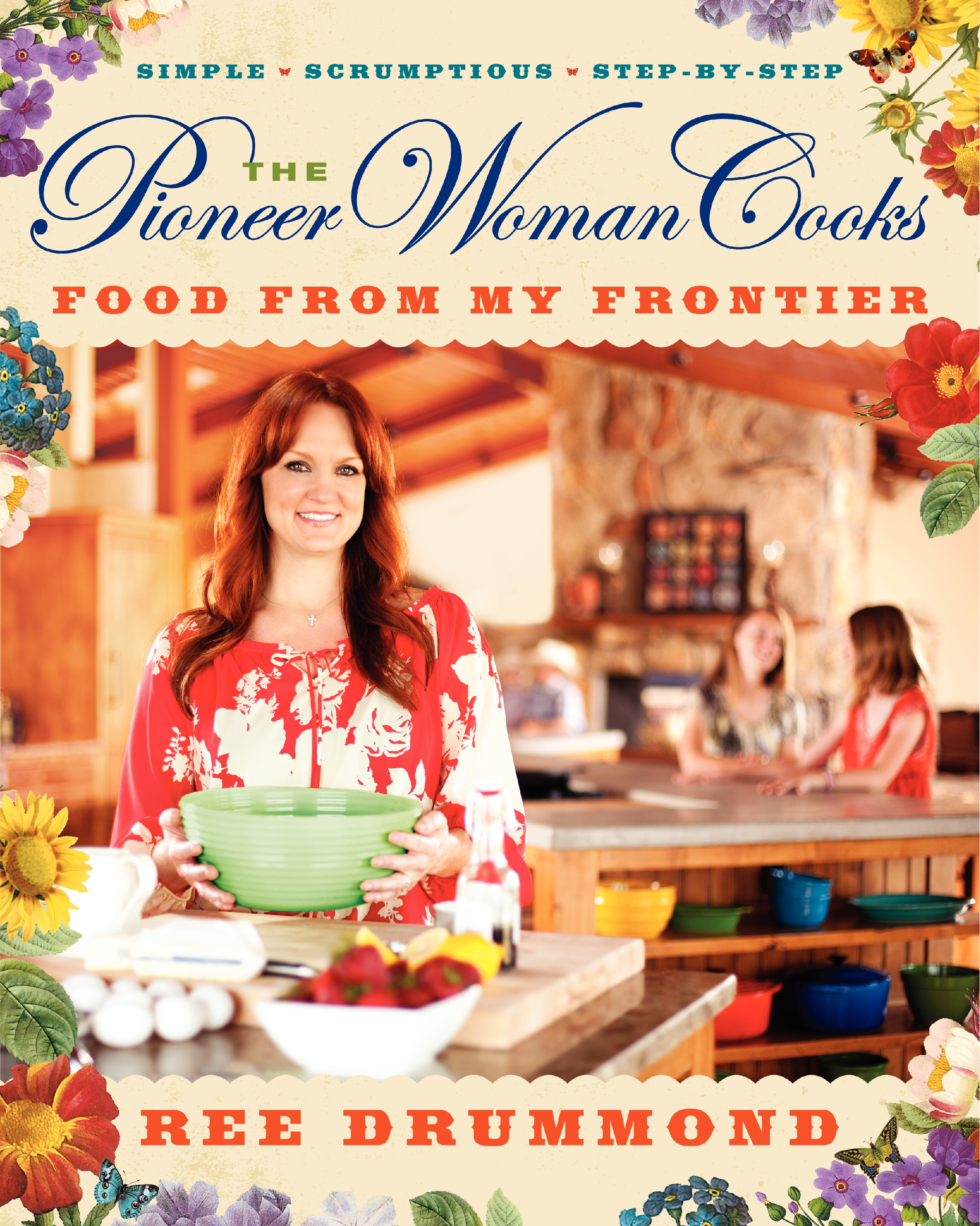 Cook Book for mom