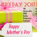 Mother's Day Date 2017 When is Mother's Day and How it's Celebrated