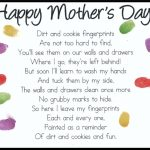Mother's Day Poems 2017