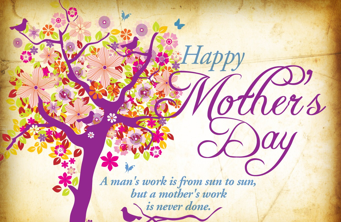 Mother's Day Wishes 2017