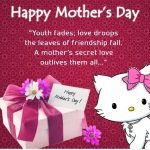 Mother's day Messages 2017