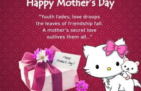 Mother's day Messages 2018