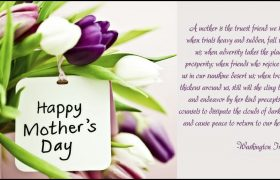 Mother's day Wishes Quotes 2017