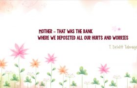 Mother's day quotes from son 2018
